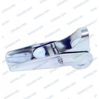 Kotevní čelen nerezový  400x80mm