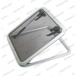 Lukna ALU, nízký profil, 625x625mm