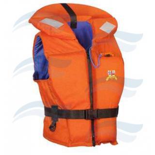 Záchranná vesta Antily se zipem 15-30 kg