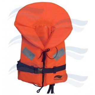 Záchranná vesta Ibiza 100N dětská 10-15 kg, zip
