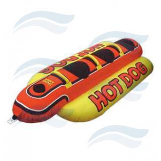 Vlečná hračka Torpedo Triple DOG