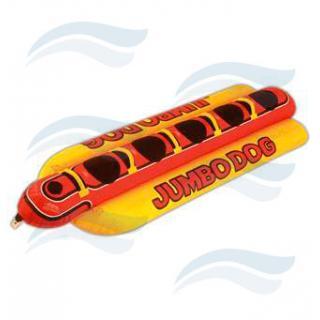 Vlečná hračka torpedo jumbo dog