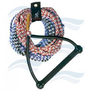Vlečné lano pro vodní lyžování 25 m
