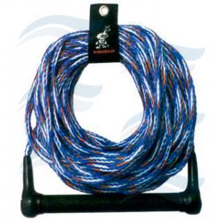 Vlečné lano pro vodní lyžování 23 m