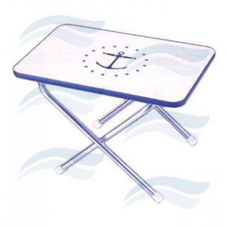 Stůl Imnasa s kotvou 60 x 40 cm