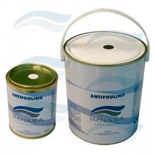 Antifouling tvrdý červený  2,5 l