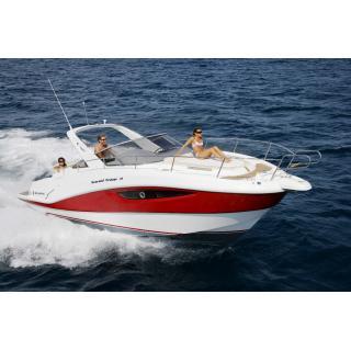 Scarani Cruiser 31 Mercruiser 4,5 l benzin B3 AXIUS PR.7, 2x250 ps