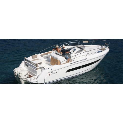 Scarani Day Cruiser 30,  Mercruiser / benzin 4.5-250 alpha SmartCraft - 2x250 HP