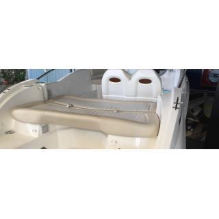 Scarani SOL 17, barva béžová, pro závěsné motory obr.6