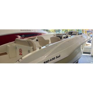 Scarani SOL 21, barva béžová, pro závěsné motory obr.6