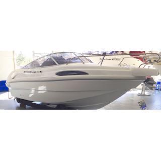 Scarani Cruiser 19, barva bílá, pro závěsné motory obr.2