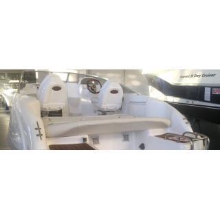 Scarani Cruiser 19, barva bílá, pro závěsné motory obr.3