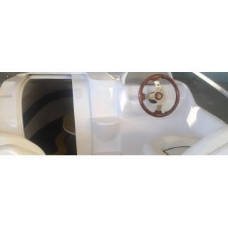 Scarani Cruiser 19, barva bílá, pro závěsné motory obr.5