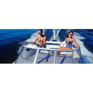 Scarani Cruiser 19, barva bílá, pro závěsné motory obr.8