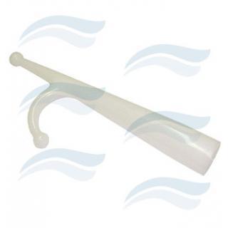 Náhradní háček z nylonu pro 2,5 cm