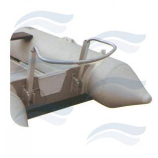 Ochrana motoru na nafukovací člun