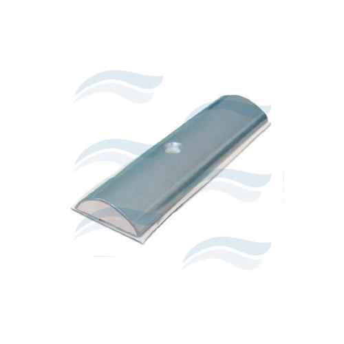 Oděrová lišta  Spaera 25 INOX plochá