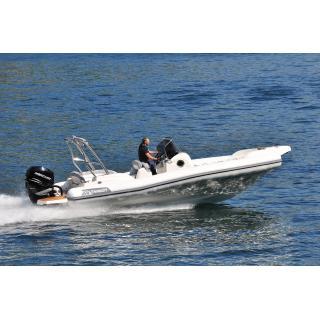 Člun Marlin 274 FB outboard