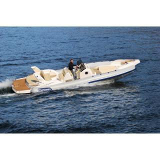 Člun Marlin 312,Mercury Diesel 4.2 DTS B3XR , TDI, 370 HP