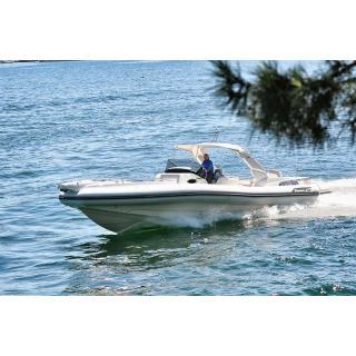 Člun Marlin 386, 2x Mercury Diesel 3.0 DTS B3X , TDI, 260 HP obr.2