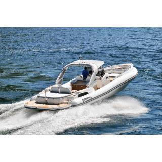 Člun Marlin 386, 2x Mercury Diesel 3.0 DTS B3X , TDI, 260 HP obr.3