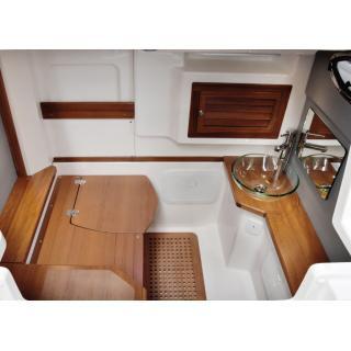 Člun Marlin 386, 2x Mercury Diesel 3.0 DTS B3X , TDI, 260 HP obr.7