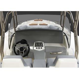 Člun Marlin 386, 2x Mercury Diesel 3.0 DTS B3X , TDI, 260 HP obr.8