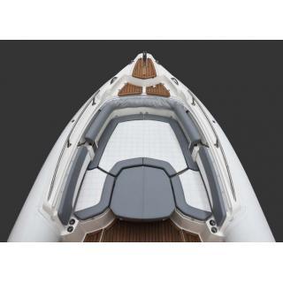 Člun Marlin 386, 2x Mercury Diesel 3.0 DTS B3X , TDI, 260 HP obr.10