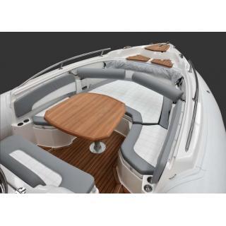 Člun Marlin 386, 2x Mercury Diesel 3.0 DTS B3X , TDI, 260 HP obr.11
