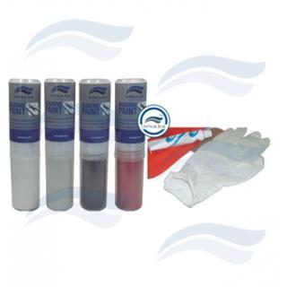 PVC - nafukovací opravný KIT 75 ml černý