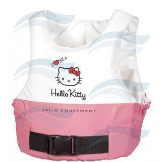Dětská plavací vesta Hello Kitty, M