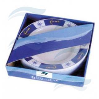 Polévkový talíř 6 ks