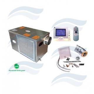 Klimatizace. COMPLET KIT 13000 BTU COLD/HOT THERMOWELL
