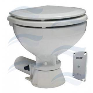 Elektrická toaleta s porcelánovou miskou 12V JOHNSON - SPX