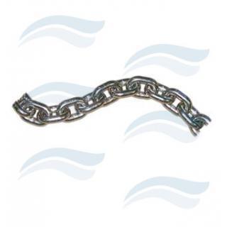 Kotevní řetěz 6mm,nerezový