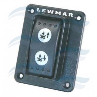 Kolébkový přepínač LEWMAR pro vrátek