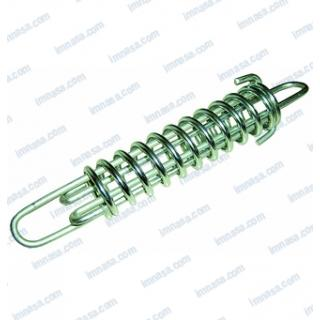 Múringová pružina na lano pozinkovaná 6 mm