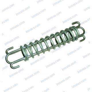 Muringová pružina na lano nerezová 12  mm